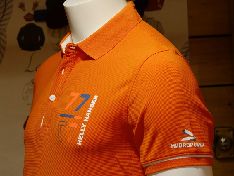 économiser 0d41a abd04 Polo HELLY HANSEN - HP Racing