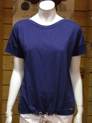 T-shirt SAINT-JAMES - Abygael INdigo